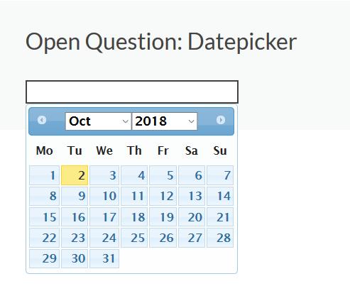date element